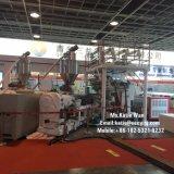 De plastic Multifunctionele Uitdrijving die van de Bevloering van SPC de Machines van de Productie van de Bevloering van de Machine WPC maken