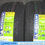 Etiqueta de código de barras de vulcanização de pneus