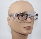 Stofdichte en windbestendige Sand-bril voor rolluiken, Polishing Transparent Welding Glasses for Welding