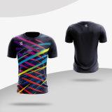 T-Shirt à séchage rapide personnalisé impression en sublimation