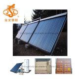 O tubo de vácuo de alta eficiência do tubo colector solar térmico com Solar Keymark para aquecimento solar