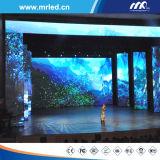 P6.25 van de LEIDENE van de Huur LEIDENE Kleur van het Scherm Scherm het van het Achtergrond stadium van de Volledige Vertoning van het Gordijn Video van de Muur
