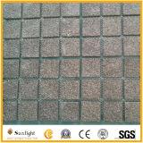 De Chinese Goedkope Grijze Kubus van het Graniet, Straatstenen, de Betonmolen van de Steen van het Terras