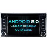 Witson oito core Android Market 8.0 aluguer de DVD para Subaru Silvicultor 2008-2011/2008-2011 4G ROM Impreze 1080P 32GB de ROM de tela sensível ao toque tela IPS
