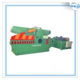 Machine de tonte en acier de rebut d'alligator