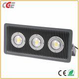 L'alta Istruzione Autodidattica IP66 100With150W di illuminazione esterna impermeabilizza il CREE dell'indicatore luminoso di inondazione della PANNOCCHIA del LED impermeabile,