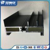 Windows 안과 외부 프레임을%s OEM 6063t5 알루미늄 단면도