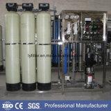 Equipo puro del tratamiento de aguas del RO que bebe para el agua bien subterráneo