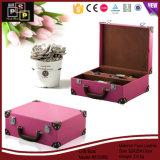 Venta caliente de cuero de moda Popular Caja de regalo (5702)