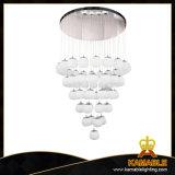 Familien-Wohnzimmer verzierte Glaskugel-hängende Lampe (AP9002-24L)