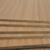 La decoración elegante de madera contrachapada de Sapele, 1220*2440mm de madera contrachapada comercial