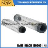 Mètre acrylique d'écoulement de la matière de canalisation rectangulaire pour le matériel pur de l'eau