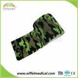 Manufacturer Good Tensile Strength Cohesive Vet Wrap Bandage