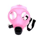 Accesorios fumadores Siliconebong colorida Máscara la máscara de silicona de fumar