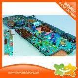 Campo da giuoco dell'interno del labirinto di tema dell'oceano del tubo dei bambini dell'interno della trasparenza da vendere