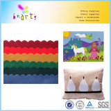 Roulis coloré de feutre de polyester de vente chaude
