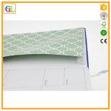 Alto servizio di stampa di cuoio del taccuino di Qaulity (OEM-GL020)