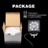 공장 공급 최고 밝은 자동 천사 눈 12V 30W LED 일 빛