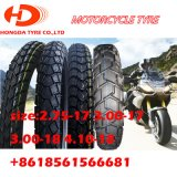 Certificado chino del neumático Emark/ECE de la motocicleta del neumático 410-18 de calidad superior al por mayor