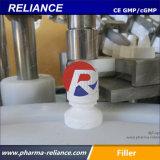 Imbottigliatrice del contagoccia di occhio del lubrificante di fiducia 5ml, strumentazione del pacchetto di Flll delle fiale di goccia di occhio 10ml