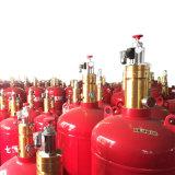 Sistema extintor automático del equipo FM200 70L90L120L Hfc227ea de la lucha contra el fuego