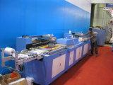 Печатная машина экрана 2 ярлыков сатинировки цветов автоматическая