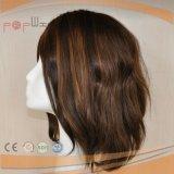 Парик синтетического волокна человеческих волос смешанный (PPG-l-0631)