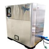 Macchina di ghiaccio croccante economizzatrice d'energia della pepita