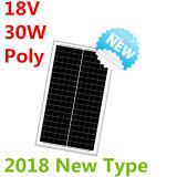 poli comitato solare di 18V 30W (2018)