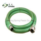Mangueira de Sucção pesada de PVC para transporte de pó