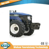 De hete Tractor met 4 wielen van het Landbouwbedrijf van de Verkoop 150HP