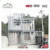 중국 공장 조립식 편리한 가정 가벼운 강철 별장 집