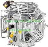 compresor de aire de respiración del buceo con escafandra de alta presión de 265L/Min 330bar 9cfm