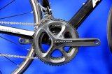 Faser-Rahmen des Kohlenstoff-700c, der Fahrrad, Straßen-Fahrrad, Fahrrad (RD28, läuft)
