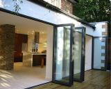 Pnoc080346ls Indonesia Precio puerta plegable con vidrio Low-E