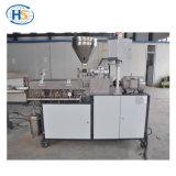 De Plastic Extruder van Haisi van Nanjing met 60kg/Hr voor het Maken van de Korrels van pp