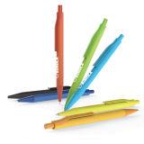 2017 Novo Projeto Bola de plástico promocional caneta de publicidade com o logotipo da caneta