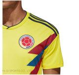 Março de comércio por grosso de Futebol Jersey Custom Soccer 2018 Copa do Mundo Jersey
