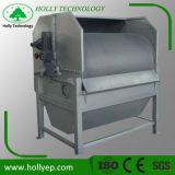 Tambor de filtro prensa tratamiento de aguas residuales