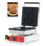 Machine de Baker de gaufre de forme de générateur de gaufre de Micky pour Commerical