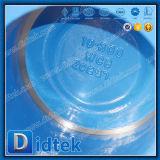 El borde descubierto del vástago de Didtek termina la válvula de puerta de Wcb