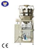 Empaquetadora automática del pesador de Multihead del polvo del alimento congelado de los gérmenes de los bocados del alimento