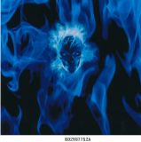 Película K03yd1287A de la impresión de la transferencia del agua de China de la llama del fuego
