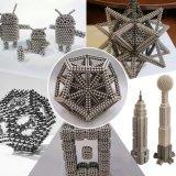 Bolas magnéticas Fidget escultura imán juguetes Juguete Educativo aprendizaje creativo