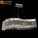 LED-Leuchter moderne Clound hängende Beleuchtung-Kristalllampen 2017 Om930
