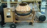 mini uno mismo industrial 400L que carga la máquina móvil del mezclador concreto