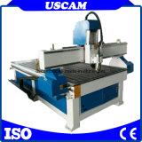 Le tableau de la publicité à fente en T CNC Router Machine pour la gravure de coupe de bois en aluminium