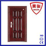 新しいデザイン鋼鉄ドア、防火扉モデル