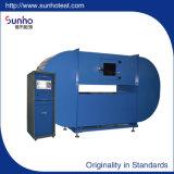 La norme ISO7240 de haute précision de la densité d'alarme du contrôleur du détecteur de fumée Test/Test de la machine