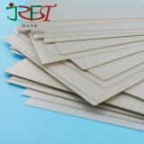 placa de cerámica de Aln de la conductividad termal de 114mm*114mm*0.5m m para Inustries